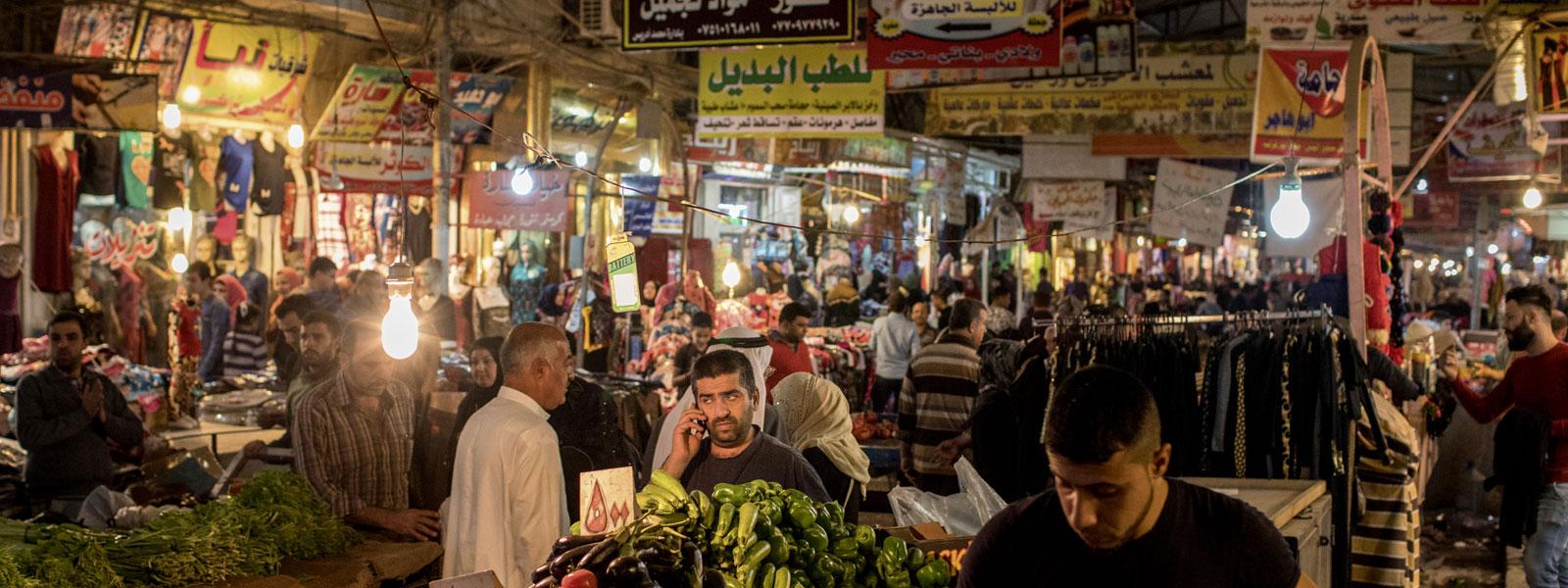Towards Peaceful Future for Iraq