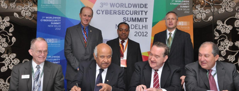 3rd World Cybersecurity Summit 2012