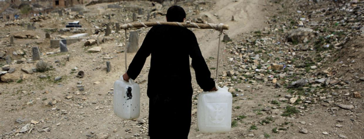 Improving Regional Cooperation on Water: The Helmand, Harirud and Murghab River Basins