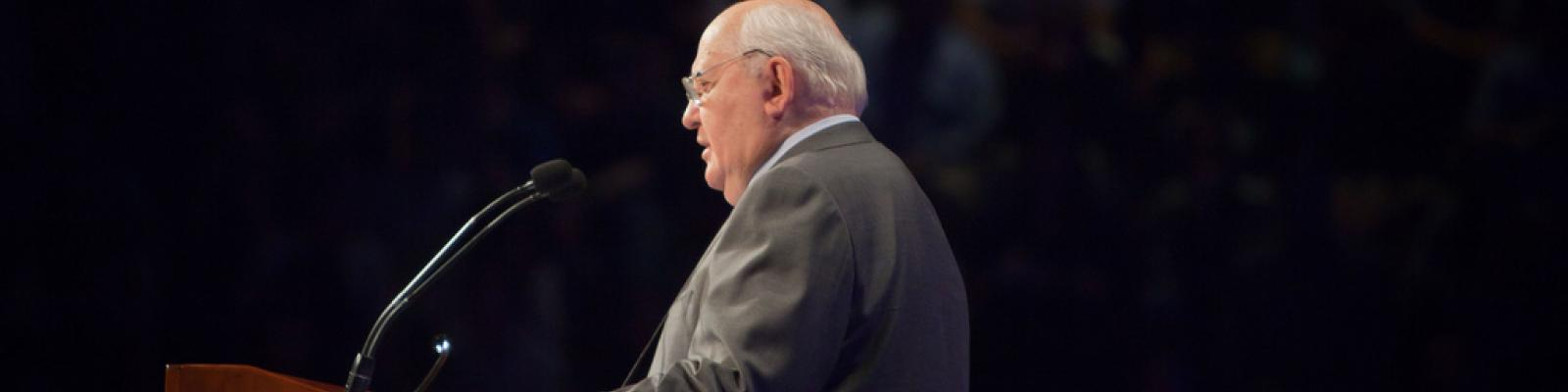How Should America Respond to Gorbachev's Challenge?