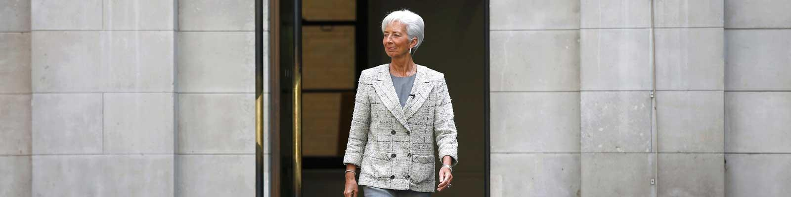 Why Christine Lagarde is a Smart Choice to Head the ECB