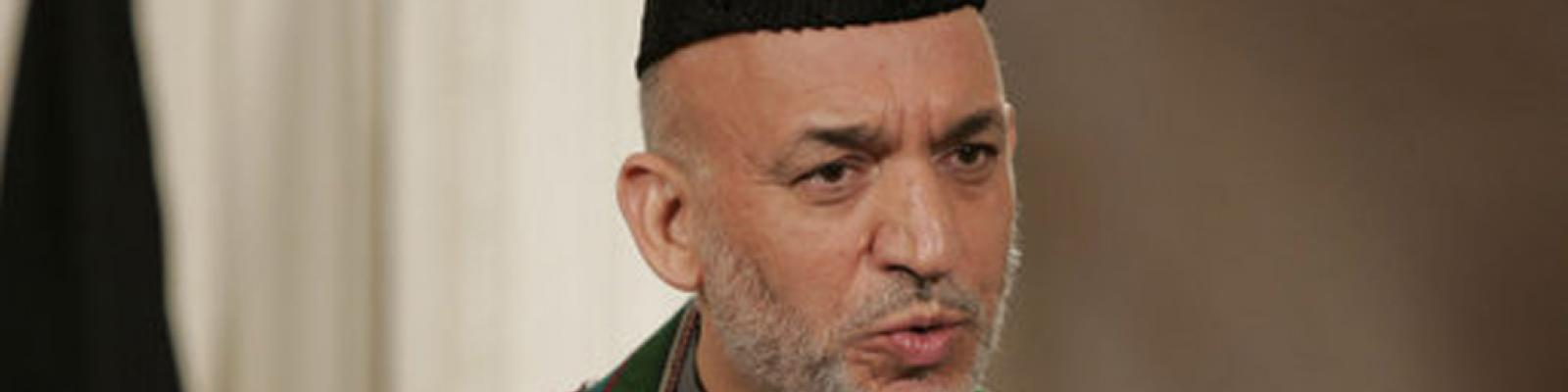 Sehgal on Karzai's Visit to Pakistan