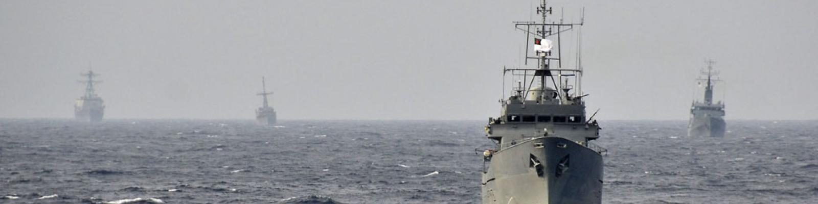 Naval Cooperation in the Asia-Pacific