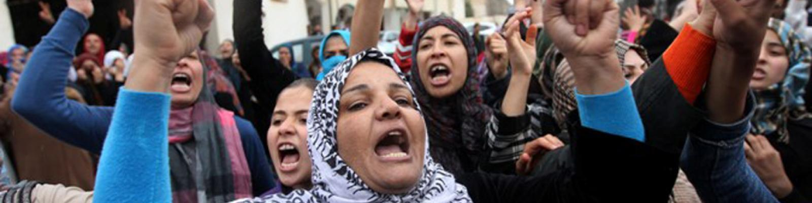 Has the Arab Spring been Beneficial for Women?