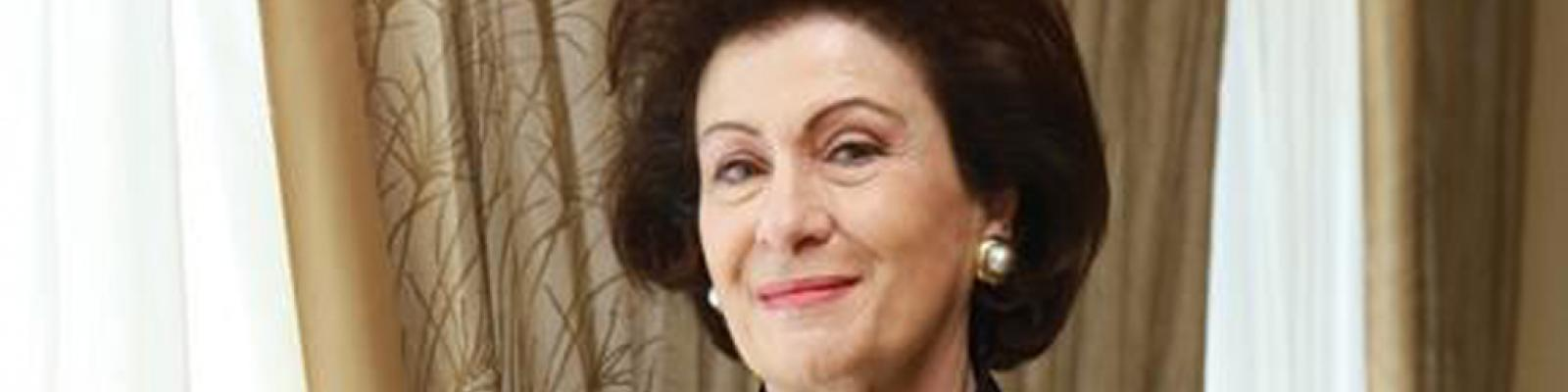 Haifa Al Kaylani Named Among the 100 Most Powerful Arab Women