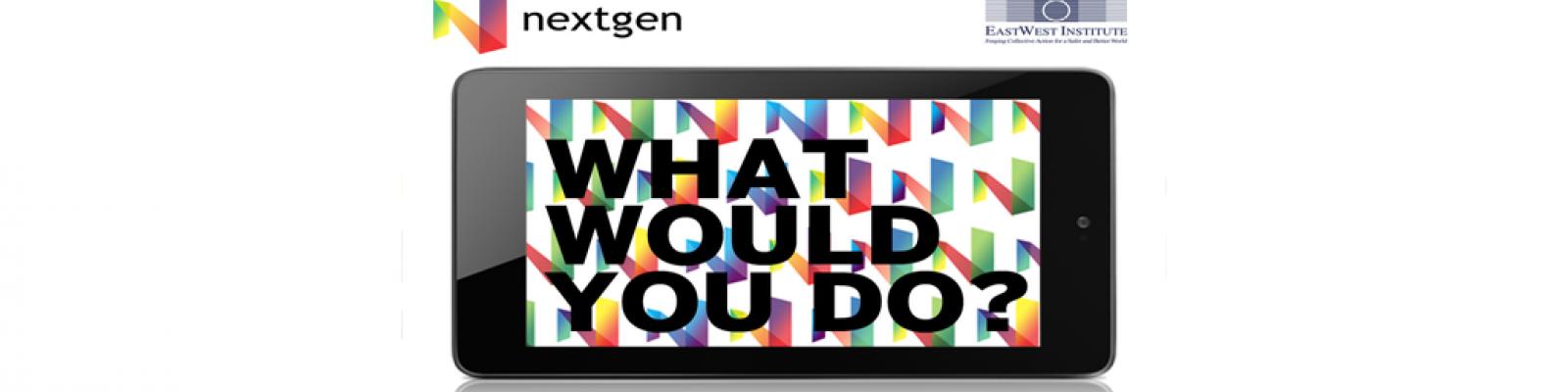 Nextgen Essay Competition Winner Announced