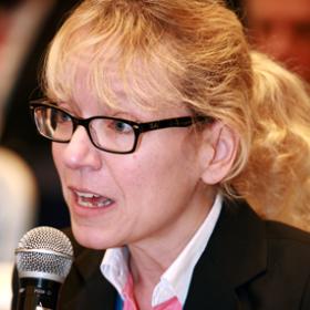 Lora Saalman