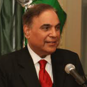 Honorable M. Nawaz Wahla