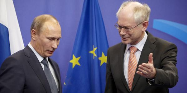 EU and Russia: Friends or Rivals?