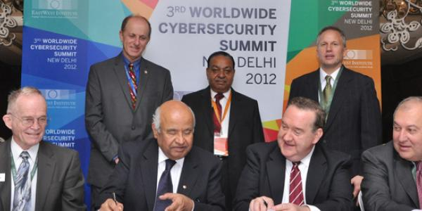 3rd World Cybersecurity Summit 2012