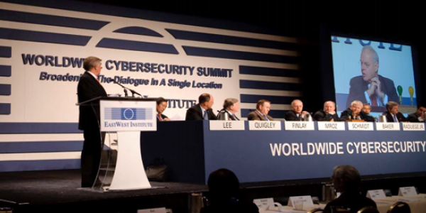 The First Worldwide Cybersecurity Summit