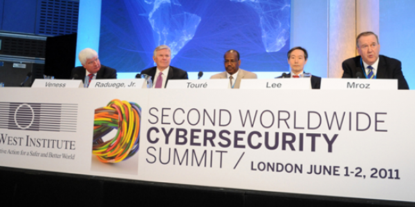 The Second Worldwide Cybersecurity Summit