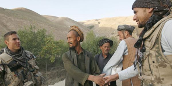 New Measures Towards Security in Afghanistan