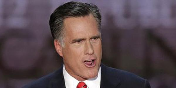 The Foreign Policy Divide: Romney