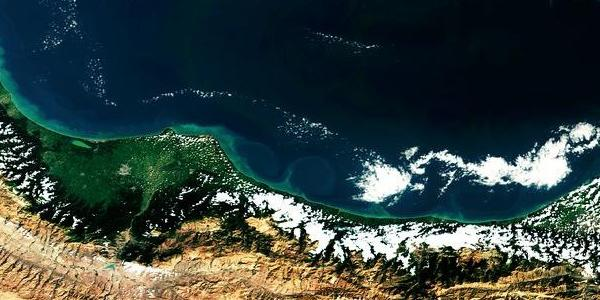 South Caspian Sea