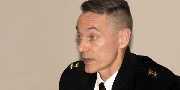 Major General Davis