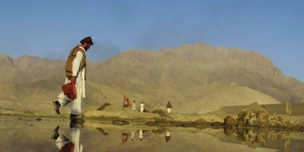 Enhancing Security in Afghanistan and Central Asia through Regional Cooperation on Water