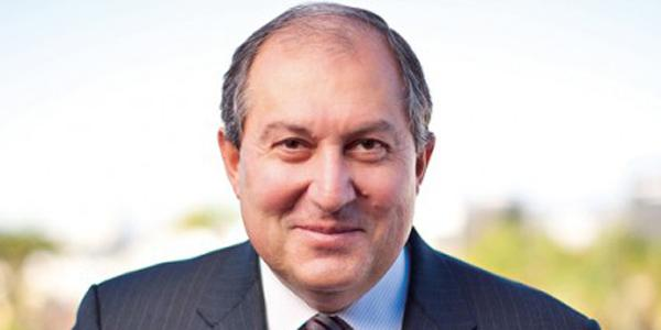 Sarkissian Discusses Building Consensus on Cybersecurity
