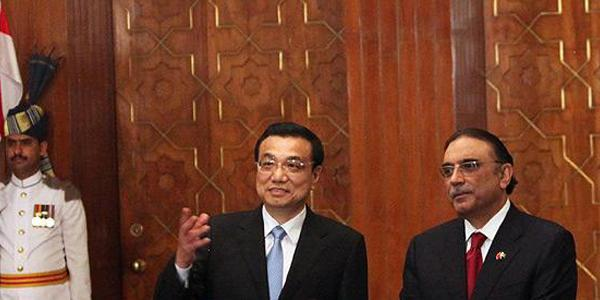 The China-Pakistan Relationship