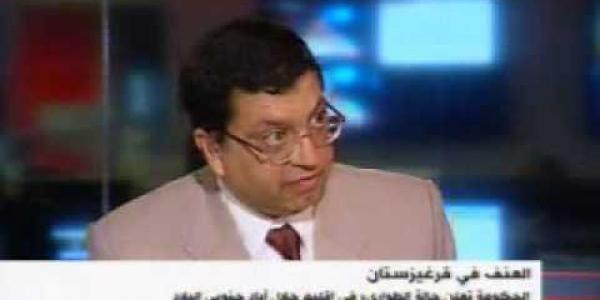 Najam Abbas on BBC Arabid Television June 13, 2010