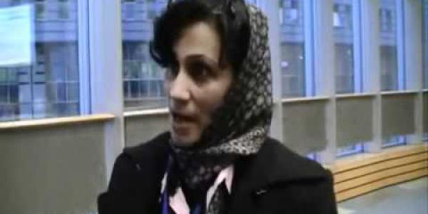 A Network of Support for Afghan Women - Ambassador Manizha Bakhtari (Afghanistan)