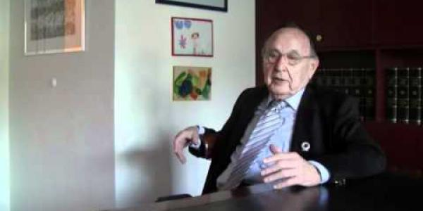 Hans-Dietrich Genscher on EWI's Role in Ending the Cold War
