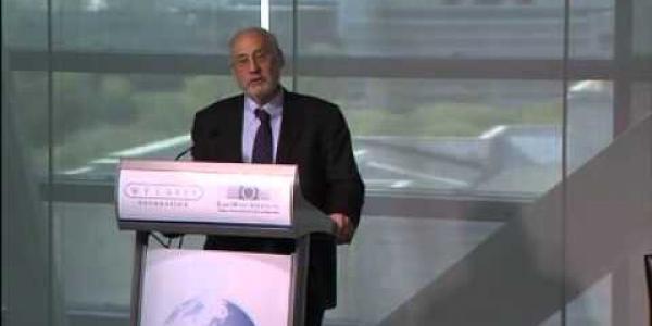 AWSC: Stiglitz Keynote