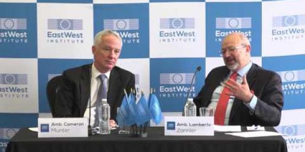 EWI SMART Talk: A Conversation with Conversation with OSCE Secretary General Lamberto Zannier