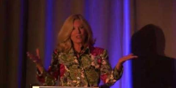 #EWIcyber: Suzanne Spaulding Keynote Address