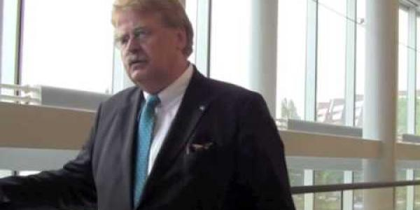 "Elmar Brok: ""I believe in a transatlantic marketplace"""