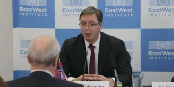 EWI SMART Talk: A Conversation with Aleksandar Vučić