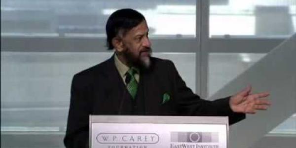 AWSC: Pachauri Keynote